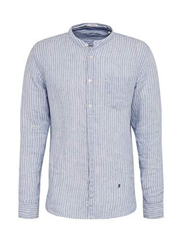 Pepe Jeans Herren Hemd Alex blau XL