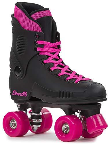 SFR Street 86 Quad Skates - roze