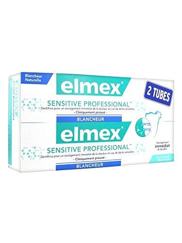 Elmex Toothpaste Sensitive professional 2x75ml