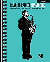 Charlie Parker Omnibook - Volume 2: for C Instruments