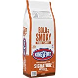 Kingsford 32080 Original Charcoal Briquettes with Mesquite, 8 Pound (Pack of 1), Black