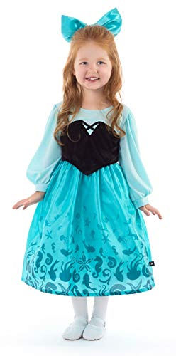 Little Adventures Mermaid Day Dress Costume with...