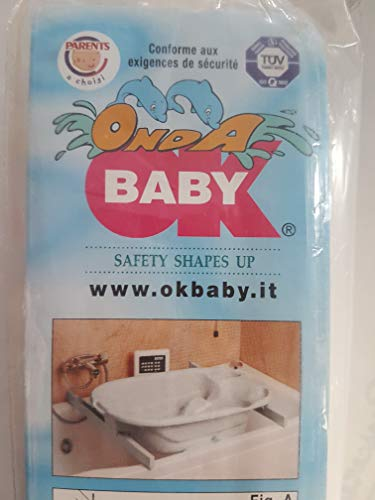 OK-Baby Onda evolution - Bañera, color morado