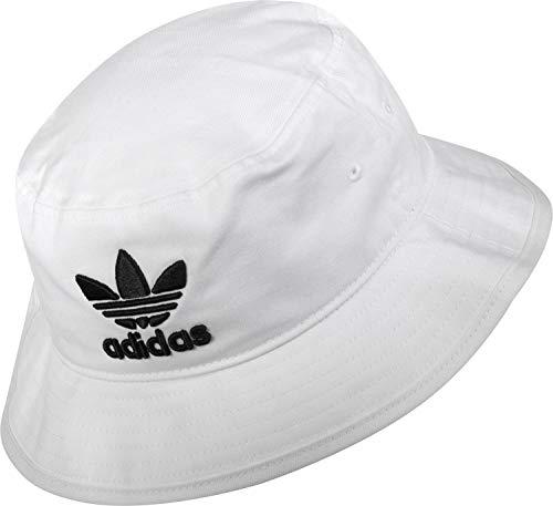 adidas Bucket HAT AC Hat, White, OSFL