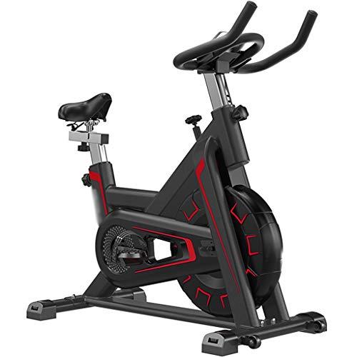YHRJ Bicicleta de Ejercicio Giratorio silencioso,Bicicleta estática Interior de la pérdida de Peso,Equipamiento Deportivo de Bicicleta Ajustable,Puede soportar 150 kg