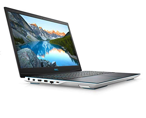 Product Image 1: Dell Inspiron G3 15 3500 Gaming (Latest Model) 15.6″ Core i5-10300H 10th Gen 512GB SSD 16GB RAM FHD NVidia GTX 1660Ti 6GB Alpine White Win 10 (Renewed)
