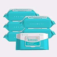 Ce pack de 50 comprimés convient à un usage quotidien. Les désinfectants doux pour les mains vous protègent des substances nocives et les laissent doux et lisses. Essuyez l'enfant avec un séchage rapide à la main! Isolez de la surface des bains publi...