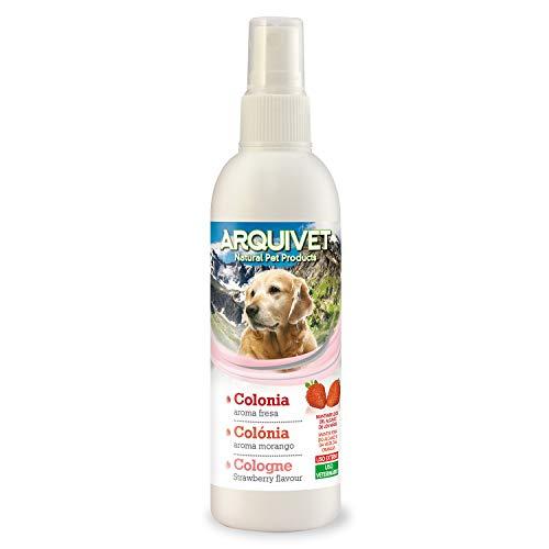 Arquivet Colonia para Perros Aroma Fresa - 125 ml