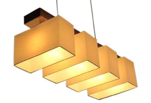 wero Design Lustre Suspension Lampe suspension de Bilbao de 009/crème
