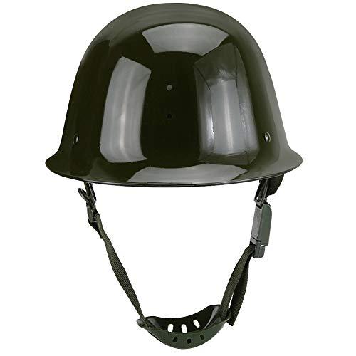 Veiligheidshelm met veiligheidshelm, zeer sterke, verouderingsbestendige, corrosiebestendige constructiehelm PVC-helm, nooduitrusting helmhoed