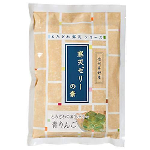 富澤寒天 ゼリーの素(青りんご) / 125g×2 TOMIZ/cuoca(富澤商店)
