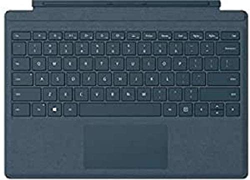 Microsoft Surface Pro Signature Type Cover AZERTY Blue Belgian Cover port