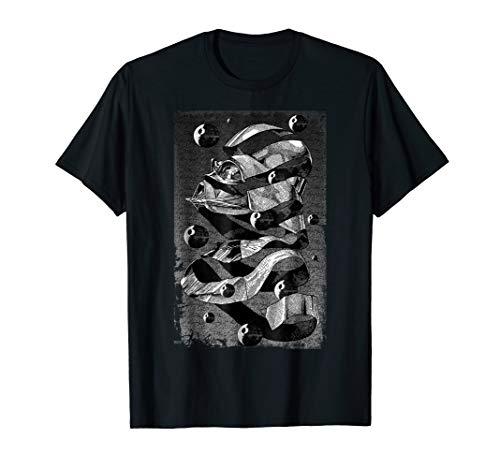Star Wars Darth Vader MC Escher Style Graphic T-Shirt