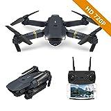 YBDKSN Drone avec Caméra, Drone À Distance, E58 WiFi FPV Quadcopter avec 2MP 720P Grand Angle...