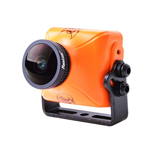 FairOnly RunCam Eagle 2 Pro 800TVL CMOS 16: 9/4: 3 NTSC/PAL conmutable Super WDR Cámara de Baja latencia
