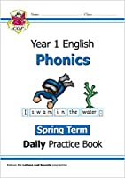 New KS1 Phonics Daily Practice Book: Year 1 - Spring Term
