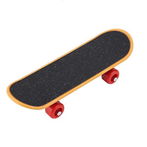 Ichiias Parrots Toys Funny Bird Skateboard Perch Stand Training Giocando Interaction Toy