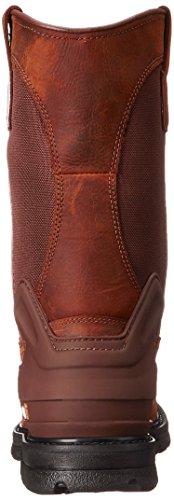 Carhartt Waterproof Bison Men's CMP1100 Work Boot Wellington 11″ Soft Brown Shoe accessory