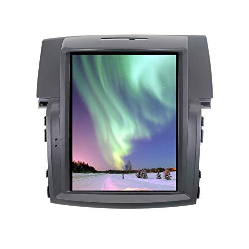 Autoradio Stereo per Honda CRV 2012-2016, Radio GPS da 10,4 Pollici Doppio DIN Lettore multimediale Lettore Automatico Navigazione GPS Carplay Bluetooth