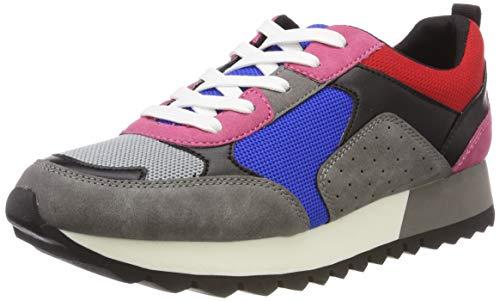 s.Oliver Damen 5-5-23611-22 990 Sneaker, Mehrfarbig (Multicolour 990), 38 EU