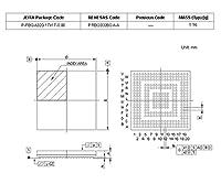 ルネサスエレクトロニクス RZファミリ RZ/T1 0KB 32bit 600MHz R7S910007CBG#AC0