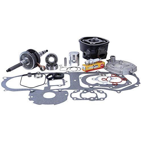 Yamaha Aerox Motor Überhol Set mit Zylinder CS 50 Jog MBK YQ50 Nitro CS50 Mach G