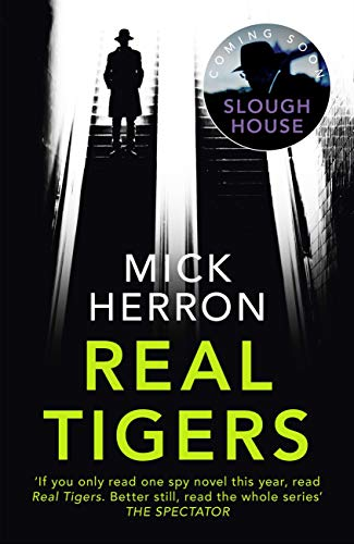 Real Tigers: Slough House Thriller 3 (English Edition)