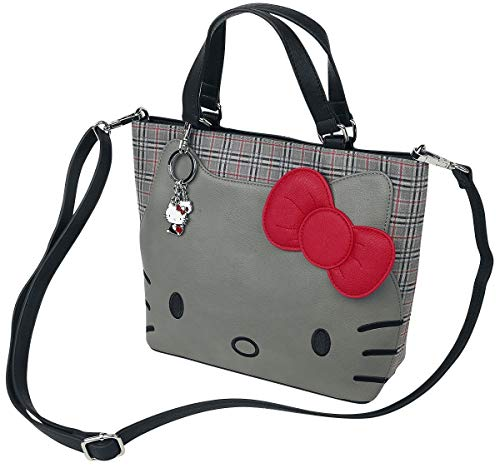 Loungefly Hello Kitty by Crossbody Grey Kitty Bags