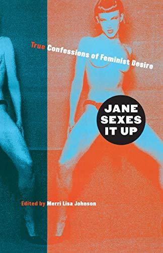 Jane Sexes It Up