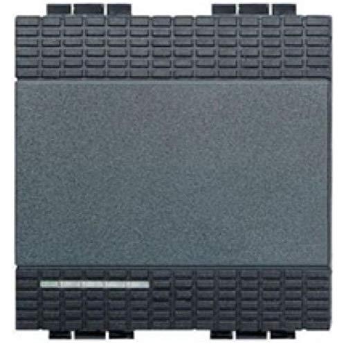 Pulsador, con localización led, 2 módulos (Legrand L4005/2)