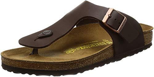 Birkenstock Ramses, Unisex-Adults' Sandals, Dark Brown, 7.5 UK (41 EU) (8 M)