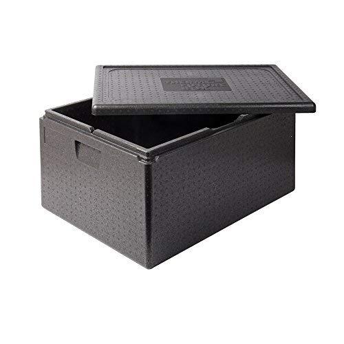 Thermohauser TH Box Gastronorm Termico - 40° + 120° Made in Germany Box Cassette Portaimpasto