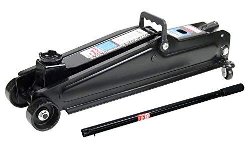 メルテック フロアージャッキ(3t) 軽自動車~4WD 油圧式 最高値:530mm/最低値:148mm/ストローク:382mm Melte...