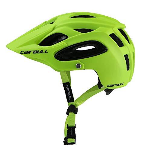 LOO LA Cara Abierta Todo diseño de montaña Casco Bicicleta con 18...