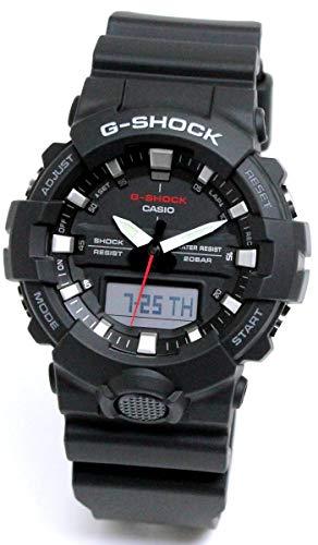 CASIO (カシオ) 腕時計 G-SHOCK(Gショック) アナデジコンビネーション GA-800-1A 海外モデル [並行輸入品]
