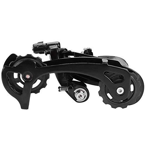 Delaman Schaltwerk Mountain Bike Hinterrad Kettenschaltung für 8/9 oder 24/27 Speed Bikes Ersatzzubehör