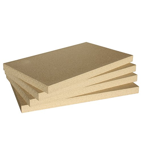 HARK 4x Vermiculiteplatten Thermax SF 600 500x300x30 mm