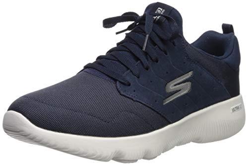Skechers Men's GO Run FOCUS-55161 Sneaker, Navy, 10.5 M US