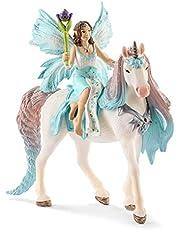 Schleich Fairy Eyela with princess unicorn