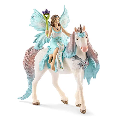 SCHLEICH bayala Fairy Princess Eyela with Sparkly Unicorn Now $14.69 (Was $24.99) + More
