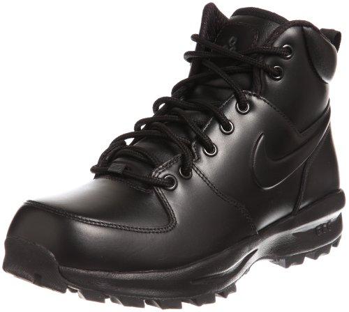 Nike Herren Manoa Lthr Kletterschuhe, Schwarz (Black 454350-003), 44.5 EU