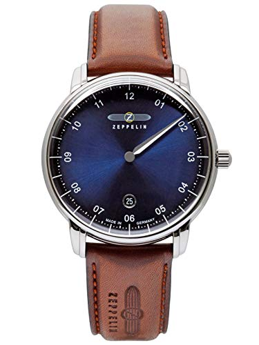 Reloj - Zeppelin - Para - _8642-3
