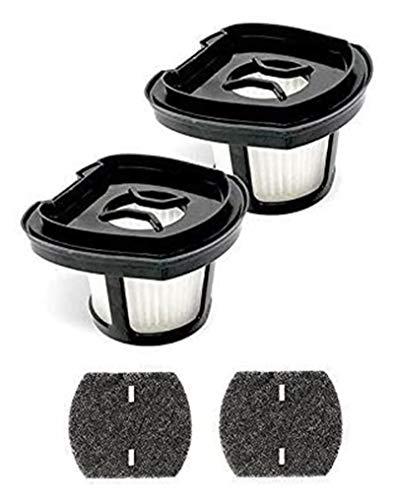 ZRDSZWZ Esponja de filtro de aspiradora fiable para aspiradora 1614212 1614203 1614204 2390 2389 2390A