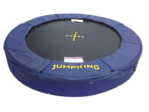 Trampolino Tappeto Elastico 365 cm Jumpking Professional In-Ground 12 FT - Diametro: 365 cm
