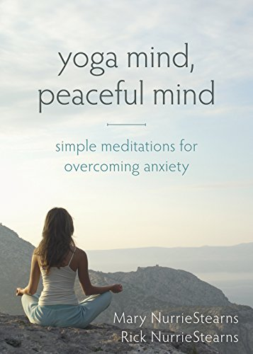 Image of Yoga Mind, Peaceful Mind: Simple Meditations for Overcoming Anxiety