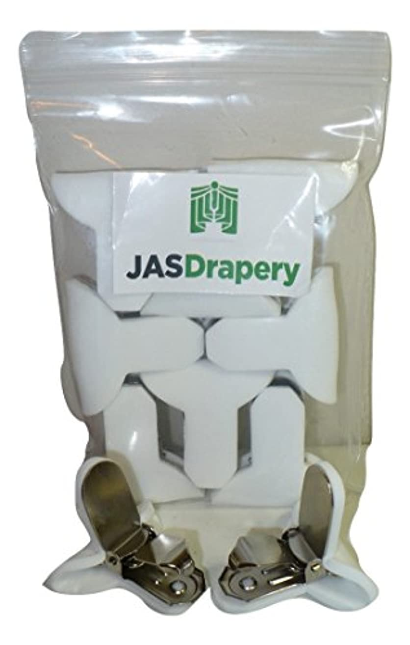 8 Pack of JAS Drapery Padded Comforter Clips, Prevents Comforters From Shifting Inside Duvet Cover soyqan1993709874