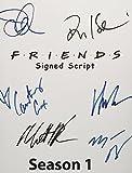 FRIENDS Singed Script Season 1
