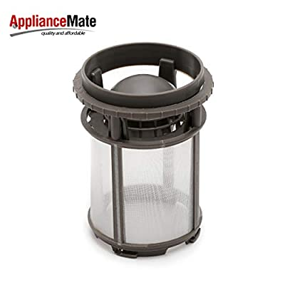 Appliancemate W10872845 Pump Filter Cup Assembly fit for Whirlpool Dishwasher