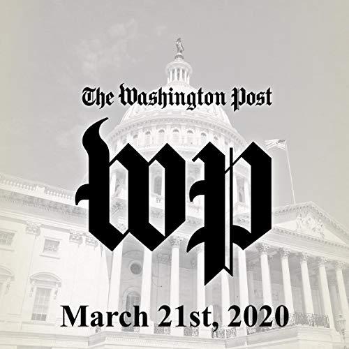 『March 21, 2020』のカバーアート