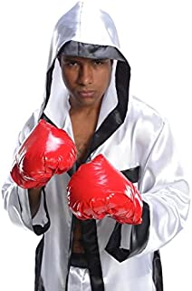 Men's Boxer Gloves Costume Accessory